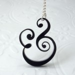 & AMPERSAND NECKLACES