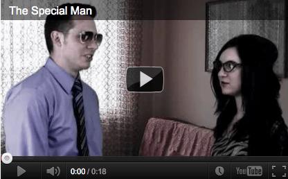 Special Man Conan O'Brien Parody Commercial Youtube