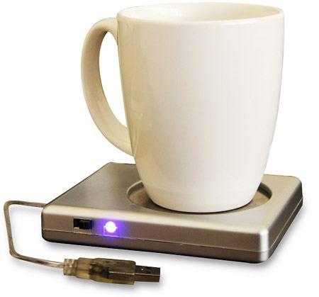 Geek Girl Gifts - USB Cup Warmer