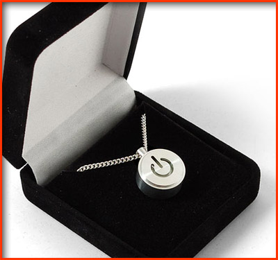 Geek Girl Gifts - iNecklace