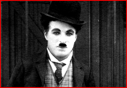 Charlie Chaplin Silent Film Actor