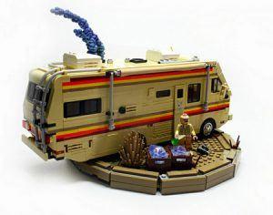 Breaking Bad Lego RV