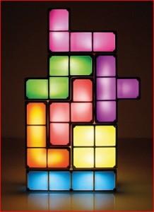 Tetris Lamp Geek Gift