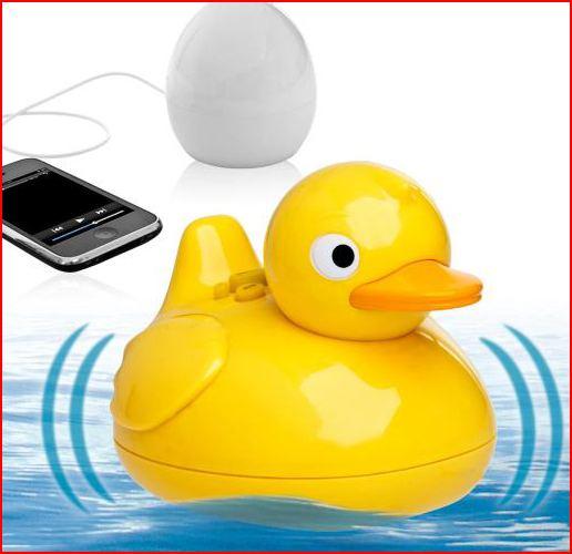 iDuck Wireless Speaker - Geek Gift
