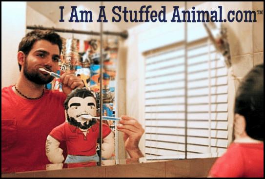 I Am A Stuffed Animal