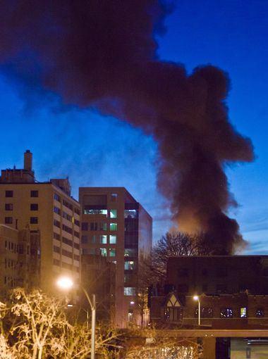 Gas Explosion Kansas City