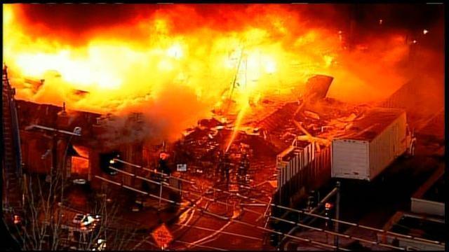 KC Plaza Gas Explosion