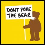 Don't Poke the Bear   Random Design