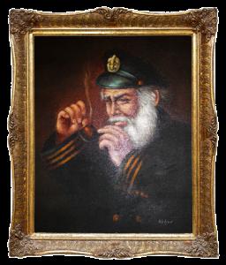 The Captain, my captain