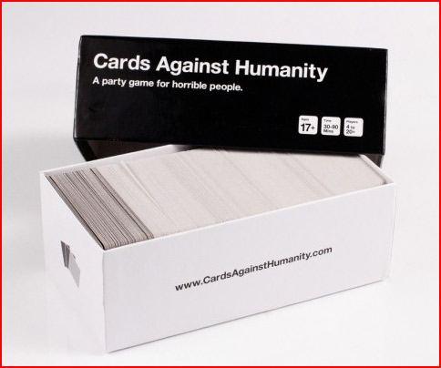 Cards Against Humanity Geek Gift