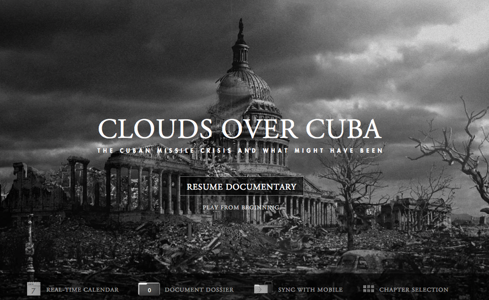 Clouds Over Cuba