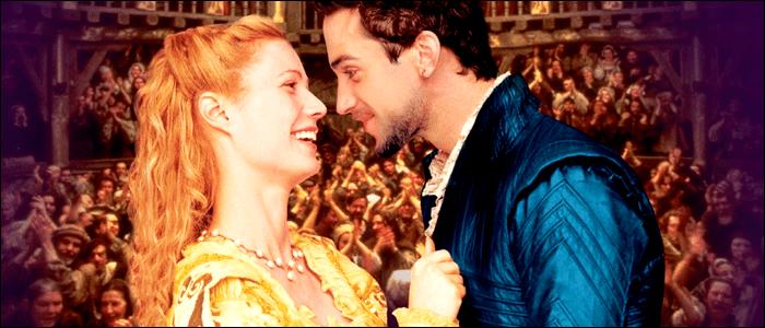 Shakespeare in Lovel Netflix Valentine's Day Romance Movie