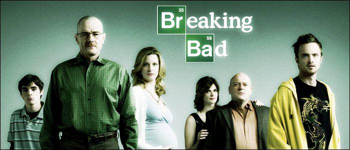 Breaking Bad Best Netflix TV Show Series
