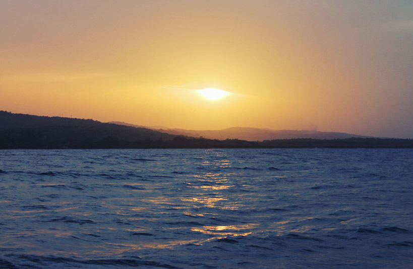 Jamaica, Sunset Cruise