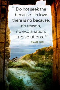 Anais Nin Quote on Love