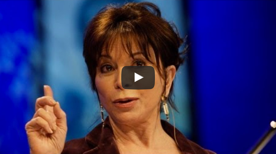 International Women's Day Isabelle Allende TedTalk