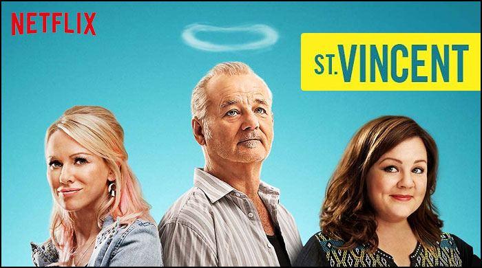 Netflix Movie Comedy Drama St. Vincent