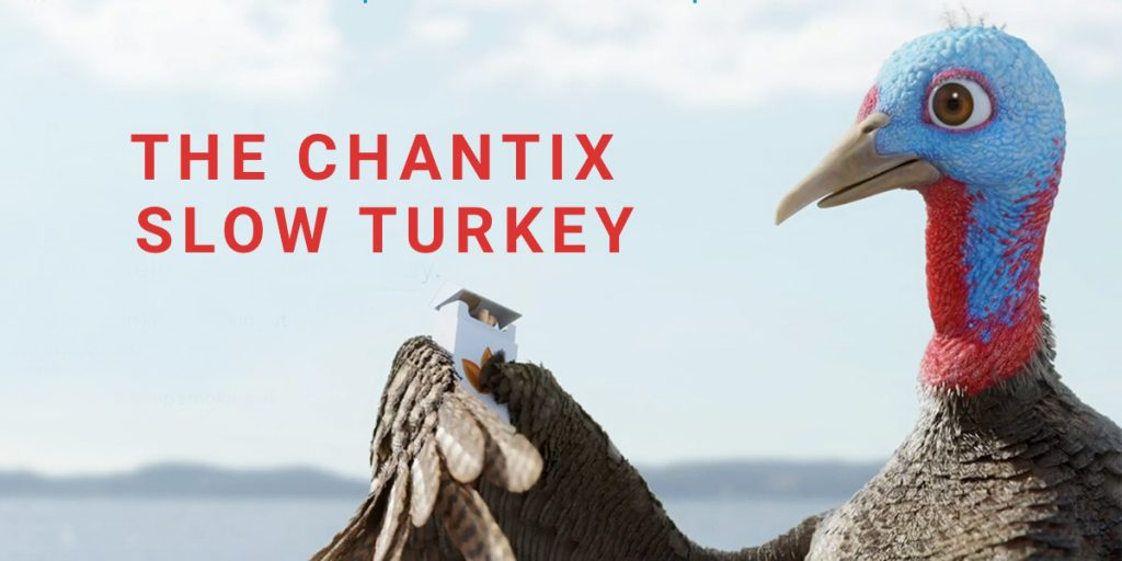 Chantix Slow Turkey