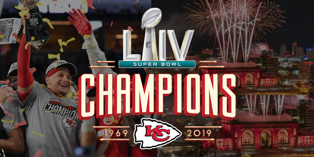 KC Chiefs Win Super Bowl LIV
