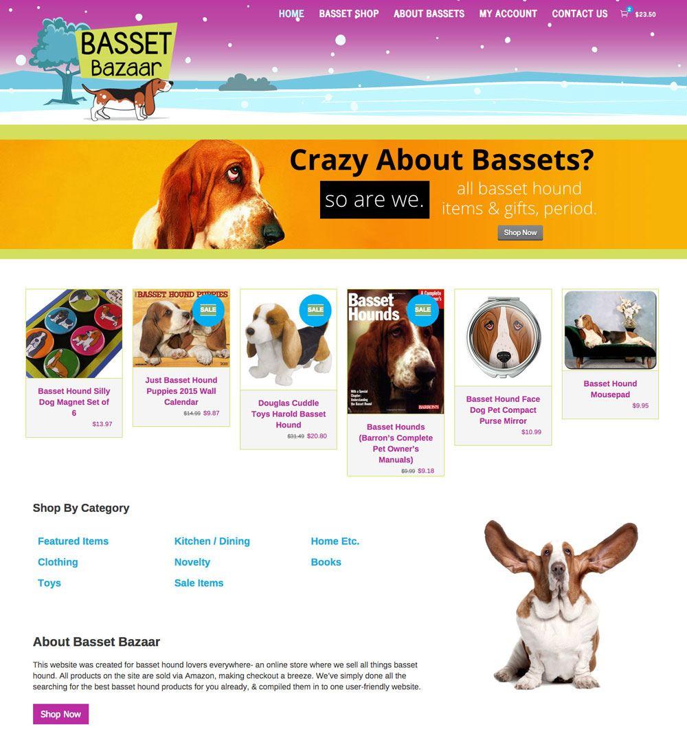 Basset Bazaar