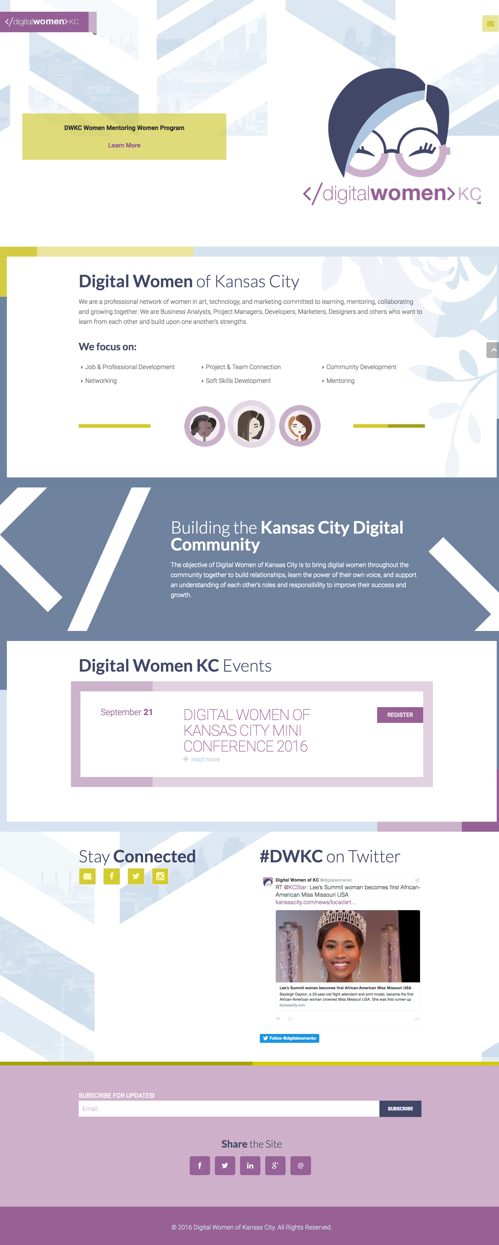DWKC WordPress Development and Design