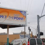 KZPT Radio Station Billboard Design Kansas City