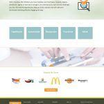 Saepio Website Design - Industry Page