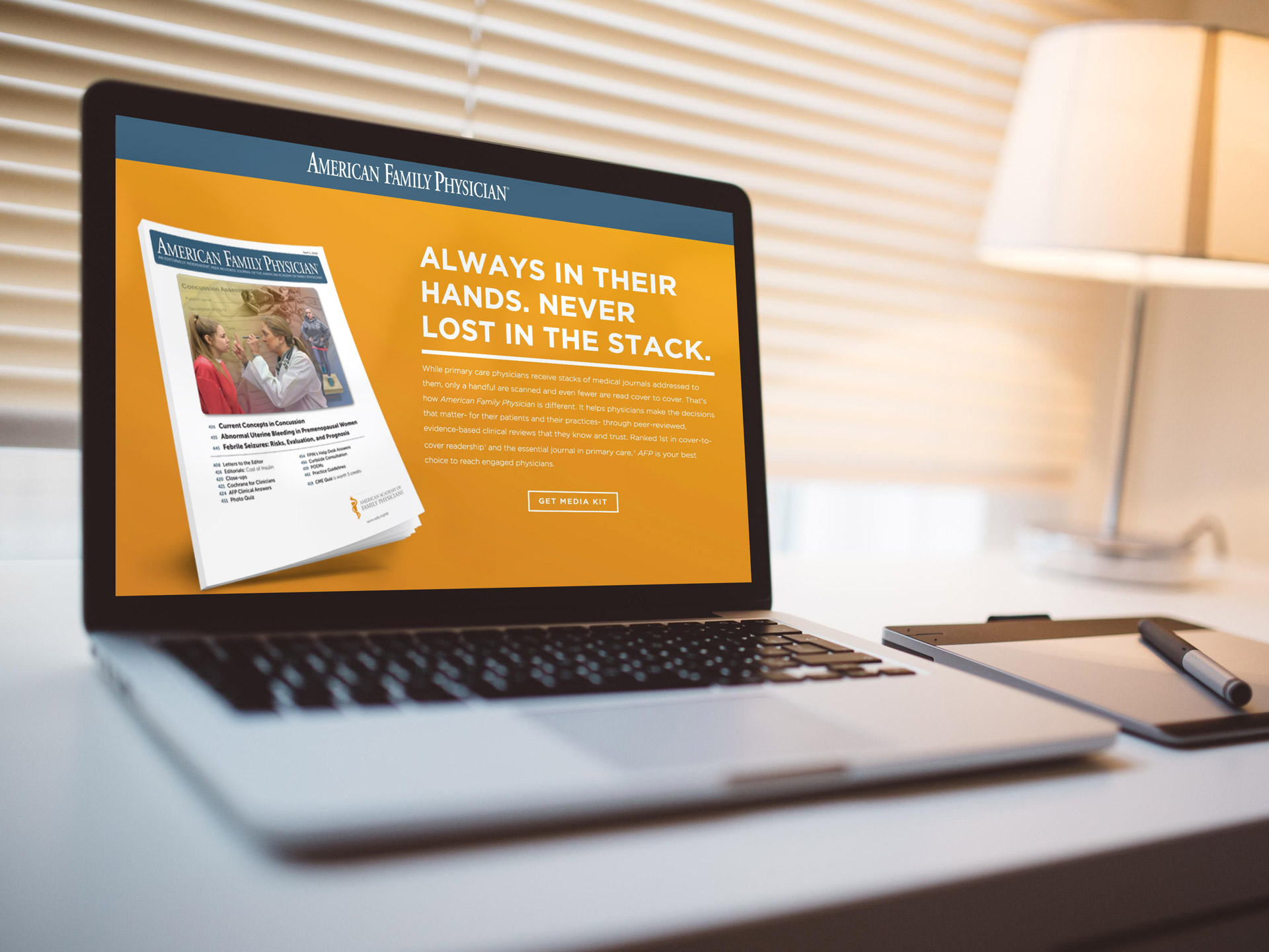 Landing Page Web Development