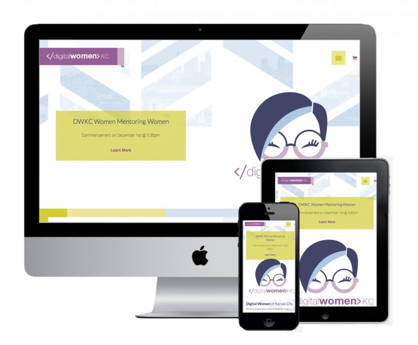 Responsive DWKC WordPress Development and Design