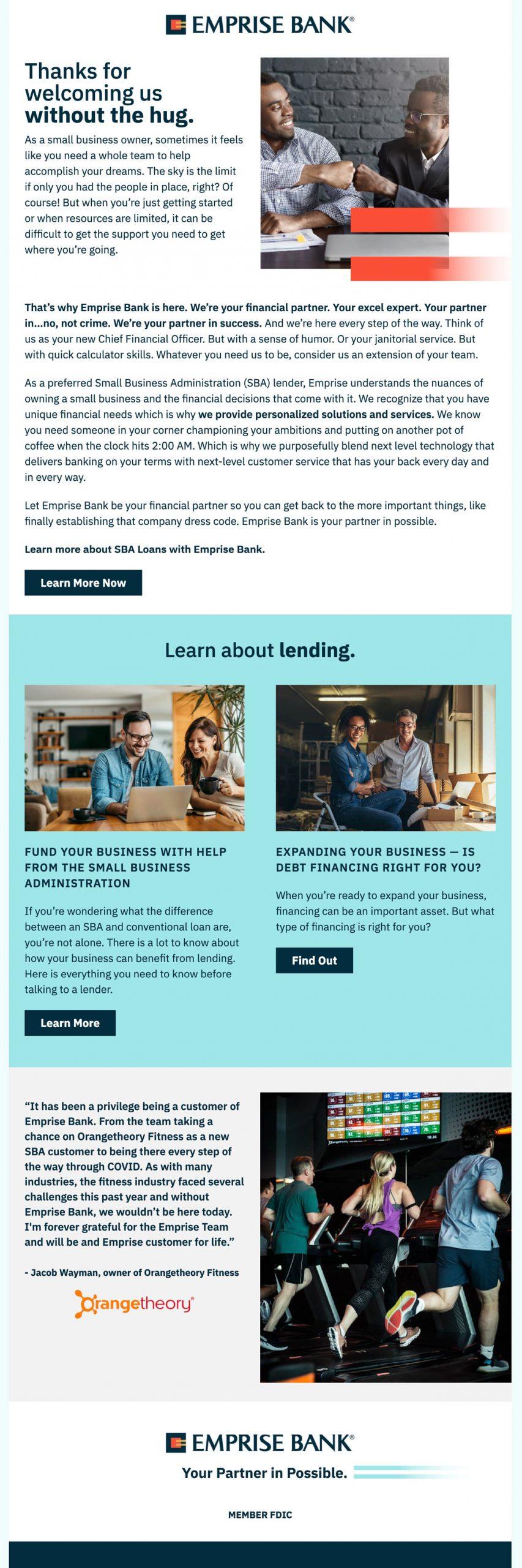 Email Marketing Development
