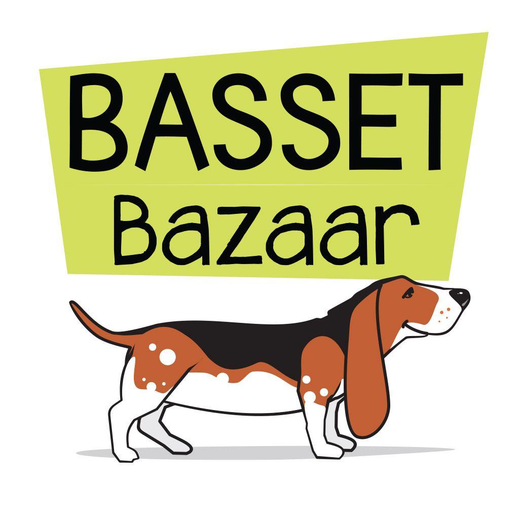 Basset Bazaar Logo