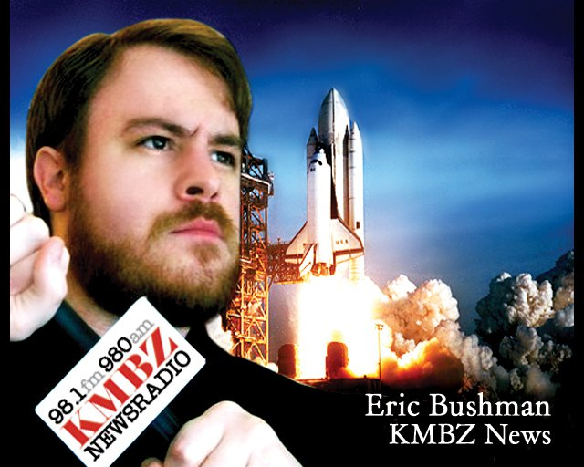 KMBZ Poster Design