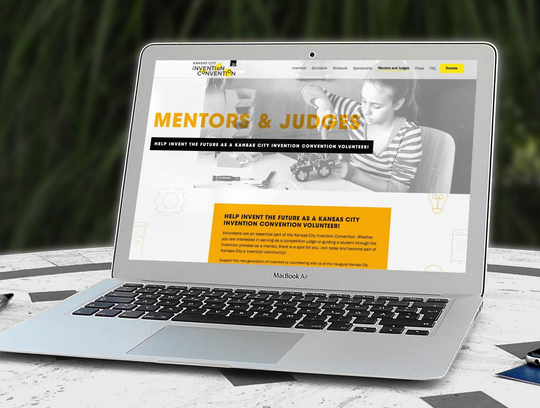 Convention Website Design and WordPress Development