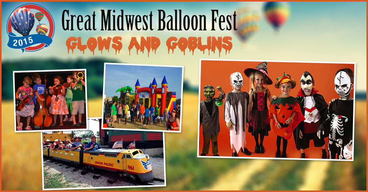 Great Midwest Balloon Fest Facebook Advertisement