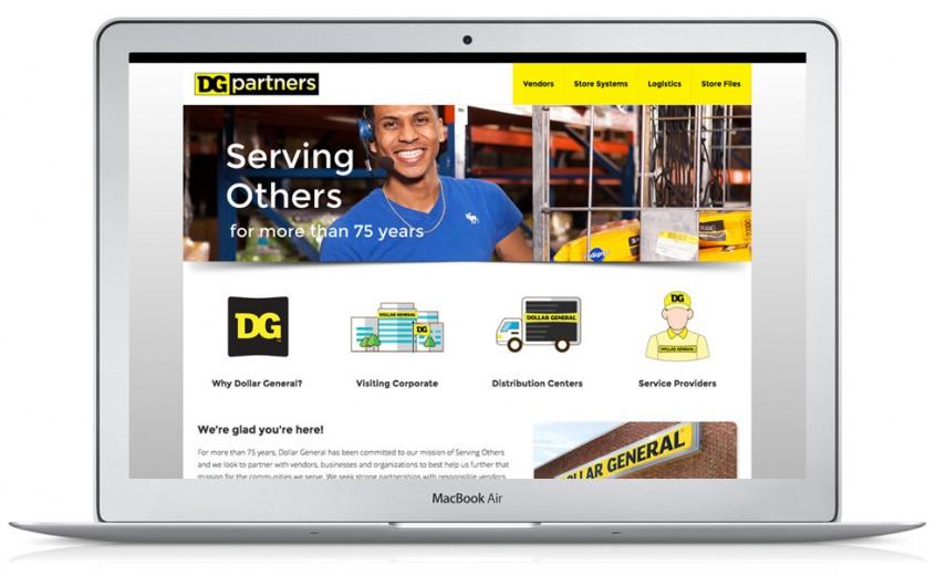 Microsite Website Design