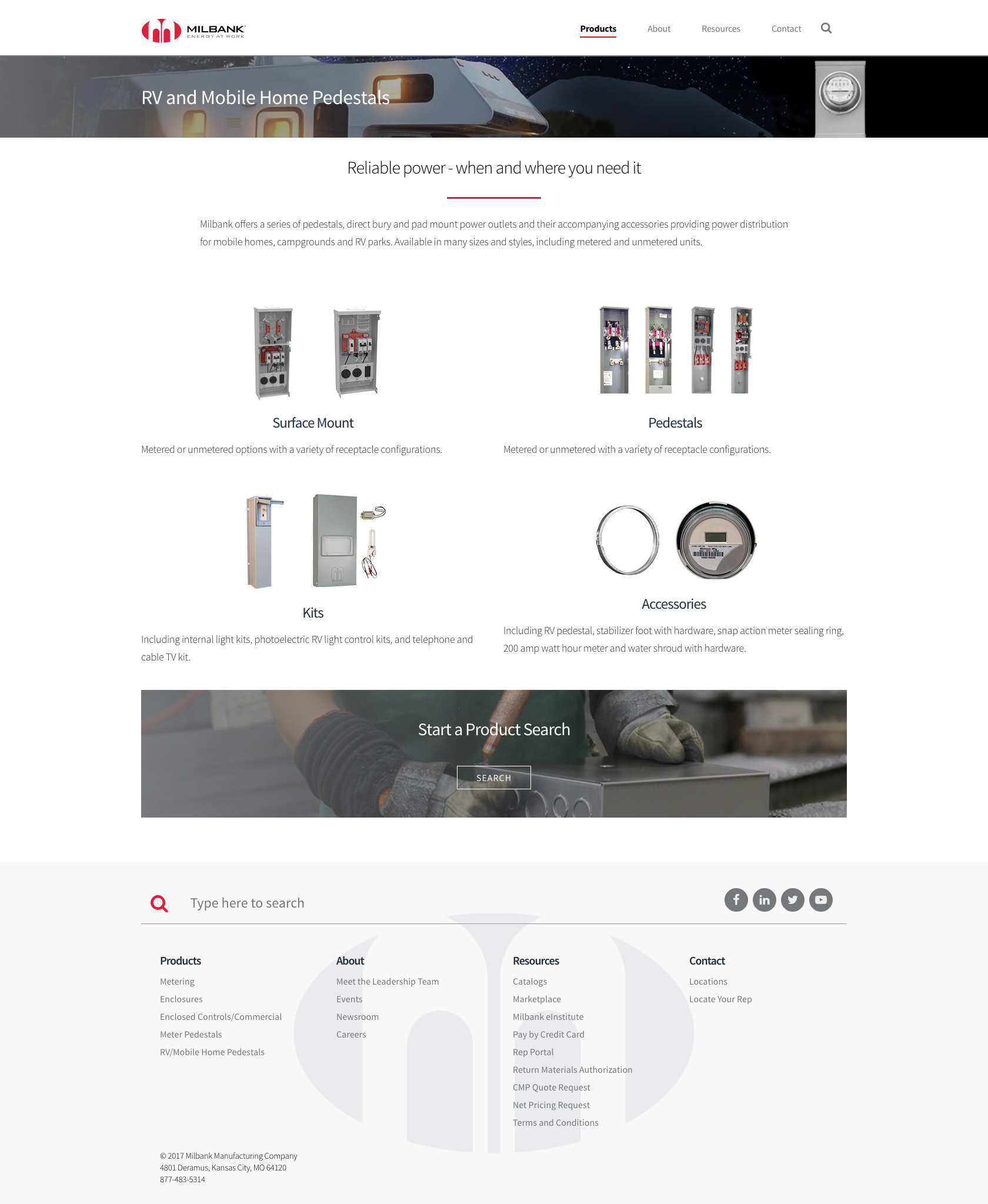 Manufacturing Website Design & Creative Production • JJJ