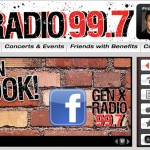 Gen X Radio 99.7 Designs