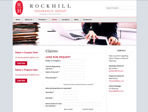 Rockhill Website Design and Development
