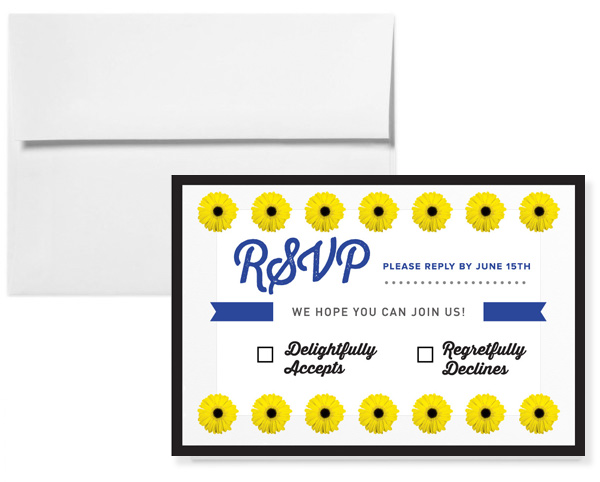 Wedding RSVP Design
