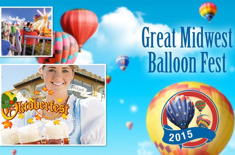 Great Midwest Balloon Fest Facebook Advertisement