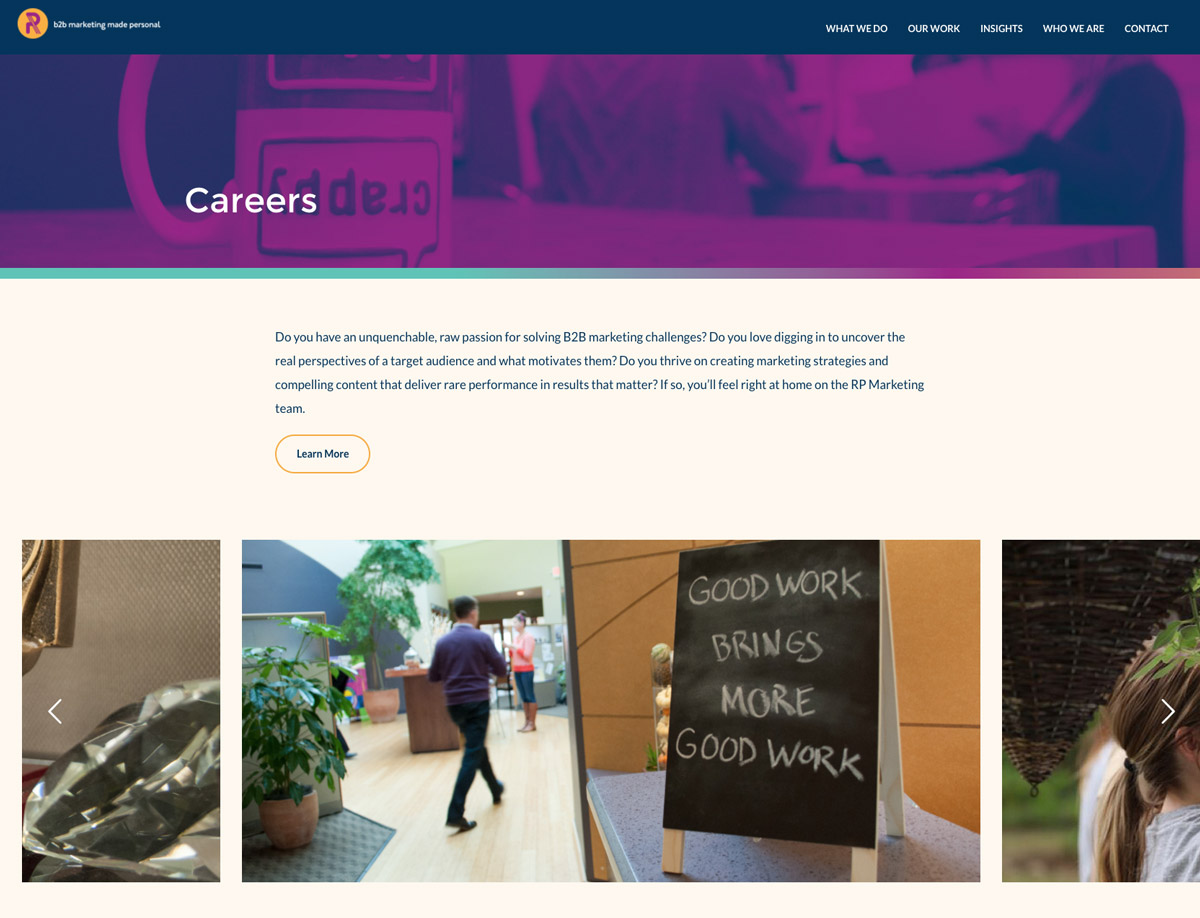 WordPress Development Careers