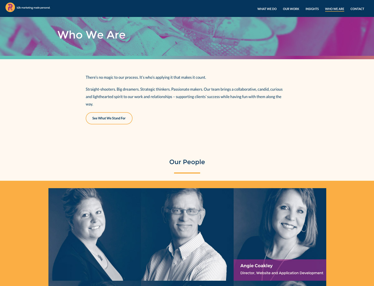 WordPress Development Who We Are